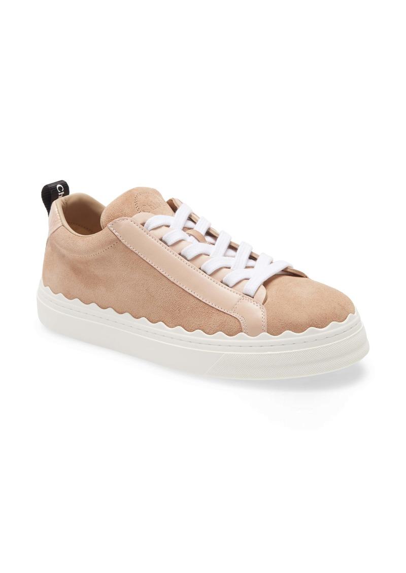 Chloé Lauren Platform Sneaker (Women)