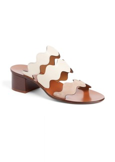 Chloé Lauren Slide Sandal (Women)