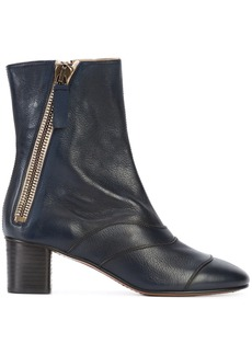 Chloé Lexie ankle boots - Blue