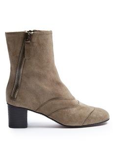Chloé Lexie suede ankle boots