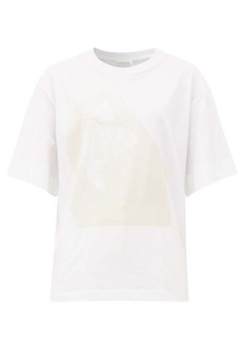 Chloé Logo-print cotton T-shirt