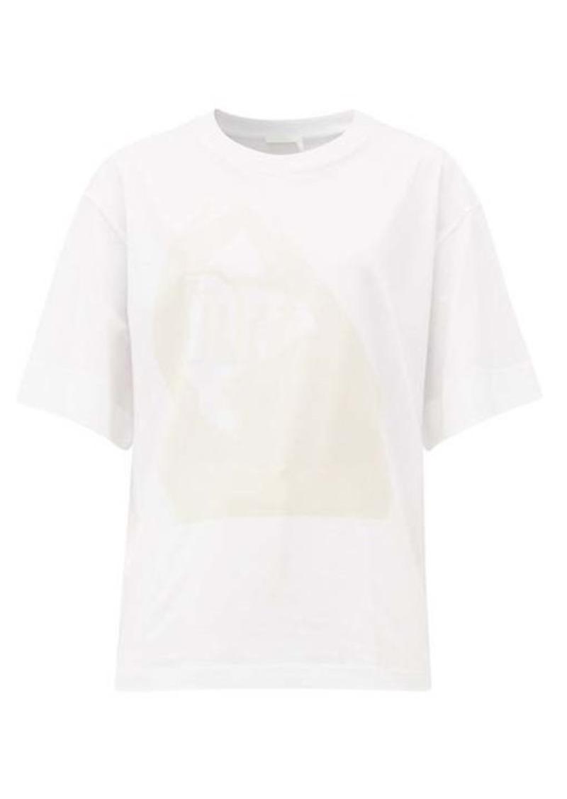 Chloé Logo-print cotton T-shirt