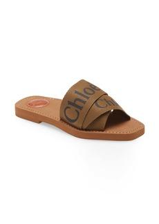 Chloé Logo Slide Sandal (Women)