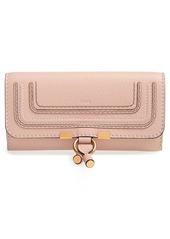 3ae9991f Chloé Chloé Marcie - Long Leather Flap Wallet | Handbags