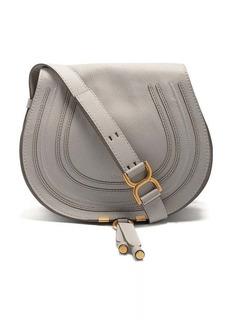 Chloé Marcie mini grained-leather cross-body bag