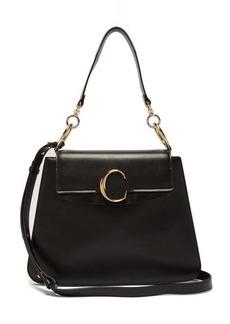 Chloé Medium The C leather shoulder bag