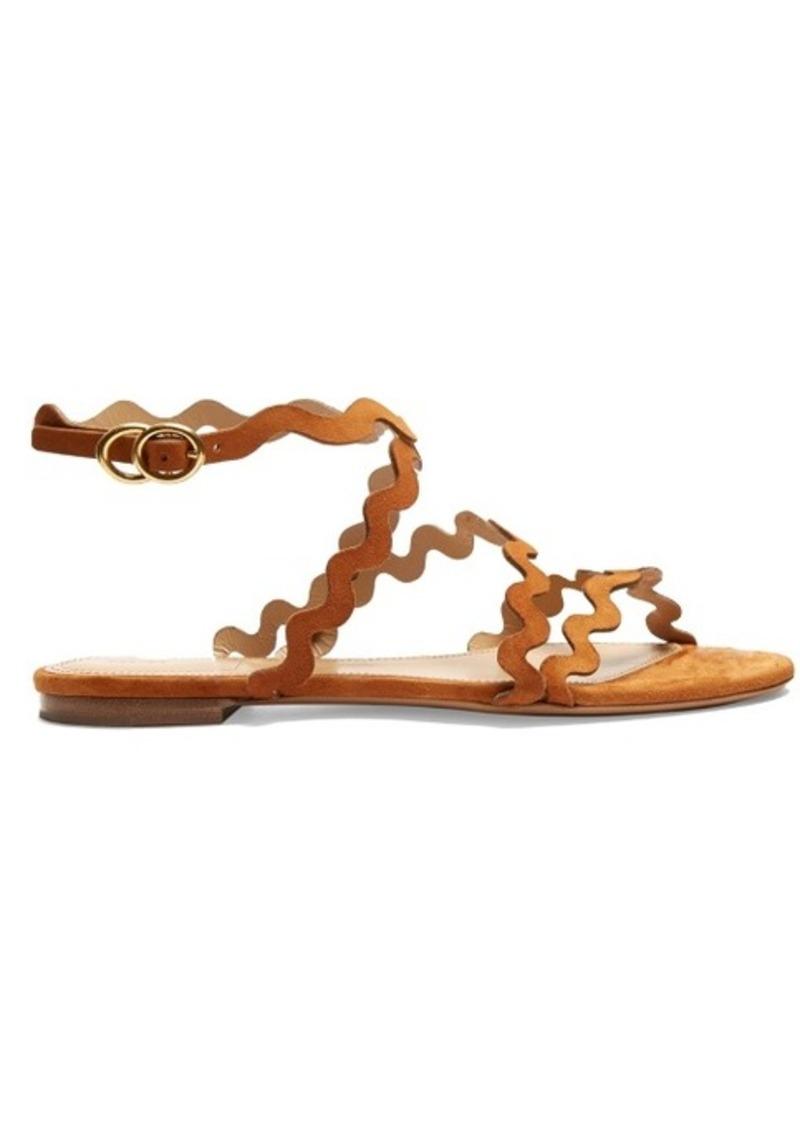 Chloé Melrose suede sandals