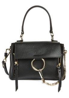 Chloé Mini Faye Day Leather Crossbody Bag