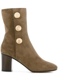 Chloé Orlando boots - Green