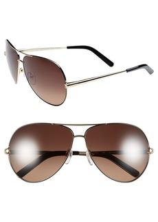 Chloé 'Orme' 60mm Sunglasses