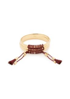 Chloé Otis layered bracelet