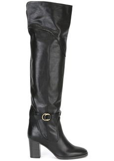 Chloé over-the-knee boots - Black