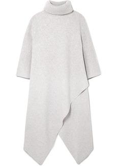 Chloé Oversized cashmere turtleneck poncho