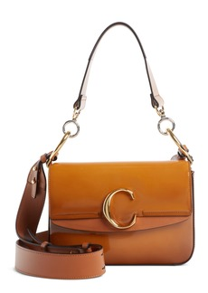 Chloé Patent Leather Shoulder Bag