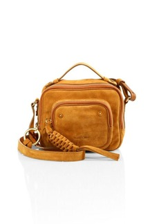 See by Chloé Patti Suede Camera Bag