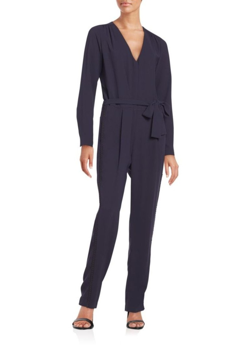 Chloé Piped Jumpsuit
