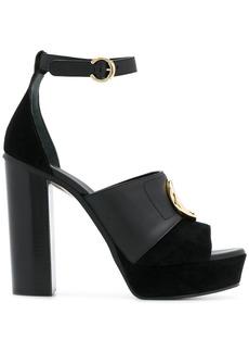 Chloé platform sandals