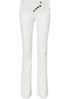 Chloé Prince mid-rise flared jeans