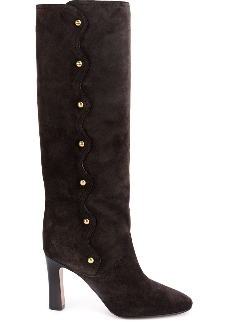 Chloé Quaylee over-the-knee boots