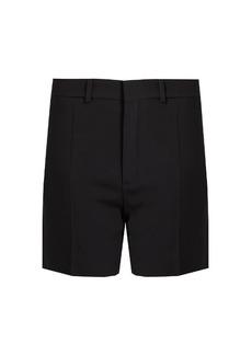 Chloé Ric-rac trimmed cady shorts
