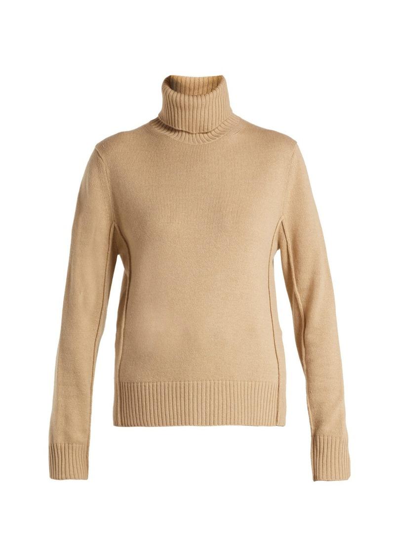 9ade727fcf9d99 Chloé Chloé Roll-neck cashmere sweater | Sweaters