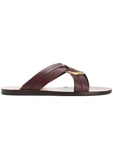 Chloé Rony flat sandals