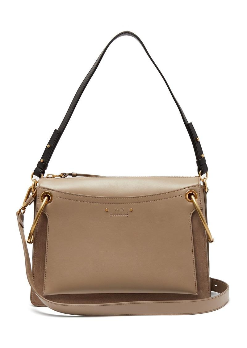 d2cf9dad4b Roy medium leather shoulder bag