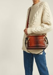 de71343a02e6a ... Chloé Roy small snake-effect leather shoulder bag ...