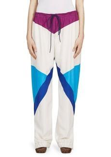 Chloé Silk Parachute Pants