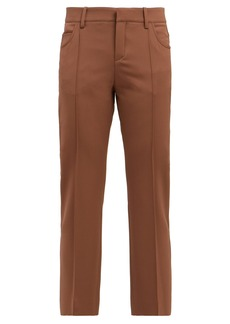 Chloé Slim-leg wool trousers