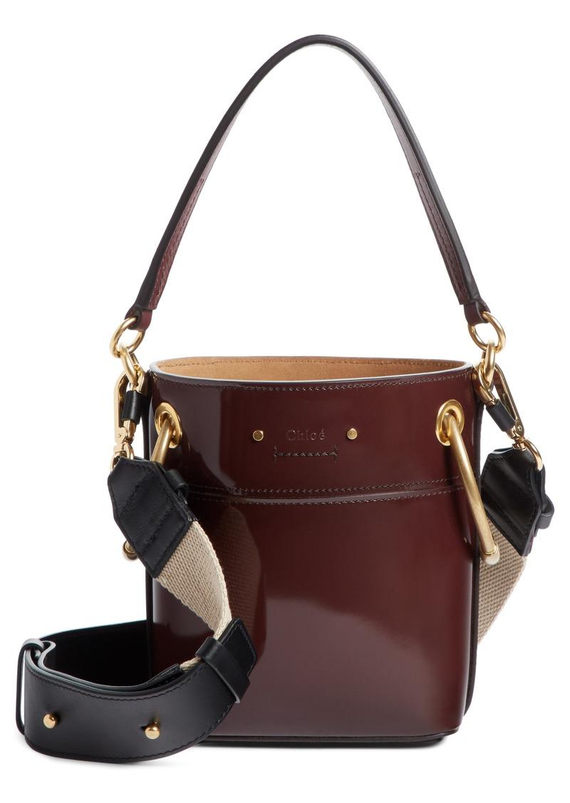 11271609b1fbb SALE! Chloé Chloé Small Roy Leather Bucket Bag