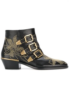 Chloé Susanna ankle boots - Black