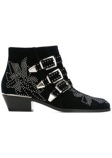Chloé Susanna boots - Blue