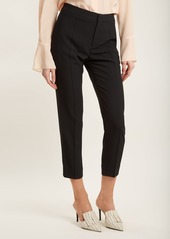 Chloé Tailored cropped-trousers