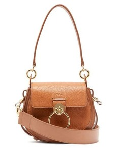 Chloé Tess small grained-leather cross-body bag
