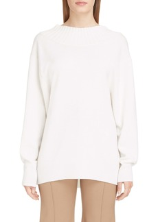 Chloé Tie Back Cashmere Sweater