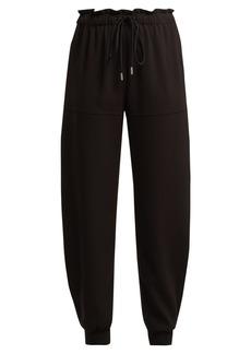 Chloé Tie-waist trousers