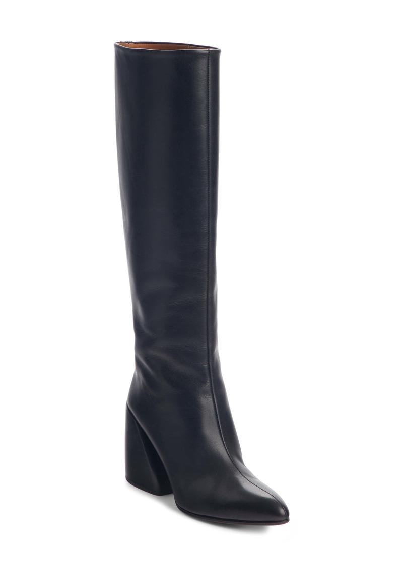 Chloé Wave Knee High Boot (Women)