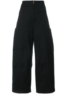 Chloé wide leg trousers - Black