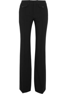 Chloé Woman Cady Wide-leg Pants Black