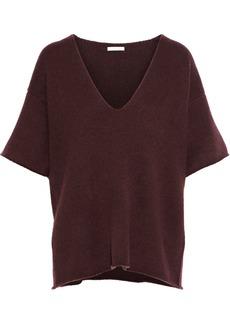 Chloé Woman Cashmere Sweater Grape