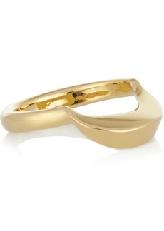 Chloé Woman Isalis Gold-tone Ring Gold