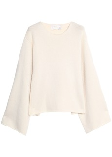 Chloé Woman Oversized Cashmere Sweater Ivory