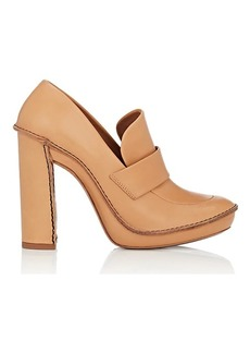 Chloé Women's Aupanka Leather Pumps