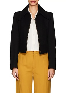 Chloé Women's Brushed Virgin Wool Jacket