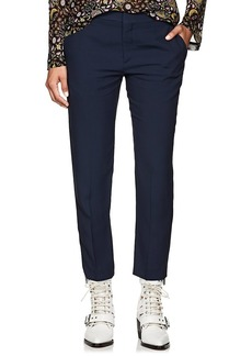 Chloé Women's Cady Slim Crop Trousers