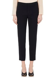Chloé Women's Cady Slim-Fit Crop Pants