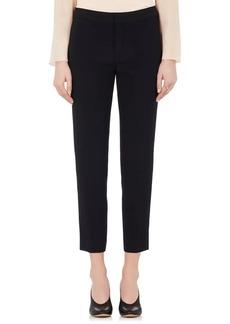 Chloé Women's Cady Slim-Fit Crop Pants