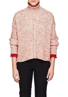 Chloé Women's Chunky Rib-Knit Turtleneck Sweater