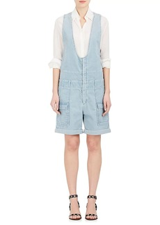 Chloé Women's Cotton Corduroy Romper